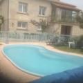 Idéal vacances  grande maison familiale piscine