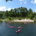 Camping le Clapas en Ardèche
