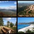 7 appartements entre mer et montagnes en Corse