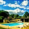 Belle maison avec piscine privée à Sarlat