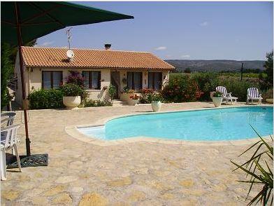 Villa te huur in La Cadière-d'Azur