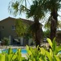 Villa Le Serre du Puech, piscine, Ardèche sud