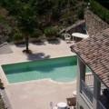 Villa Les Terrasses du Chassezac, piscine, Ardèche