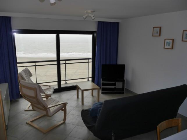 Appartement avec vue sur mer à Blankenberge