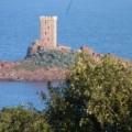 Mobihome Climatisé vue mer St Raphaël