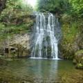 PARC NATUREL DU HAUT JURA- Les cascades de l'Heria