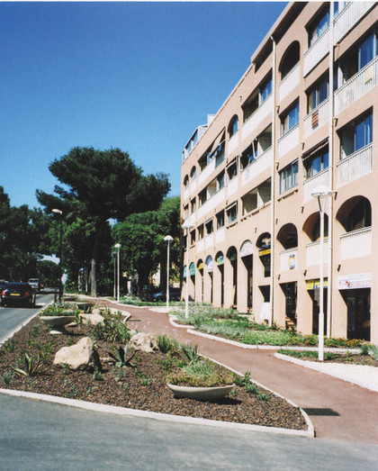 Apartment in Saint-Aygulf