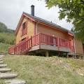 Location CHALET Le  Mont Dore Auvergne   classé 3