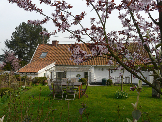 Charmante vakantiewoning 6p Vlaamse Ardennen