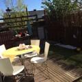 Maison de vacances privée jardin, 2 a 4 pers