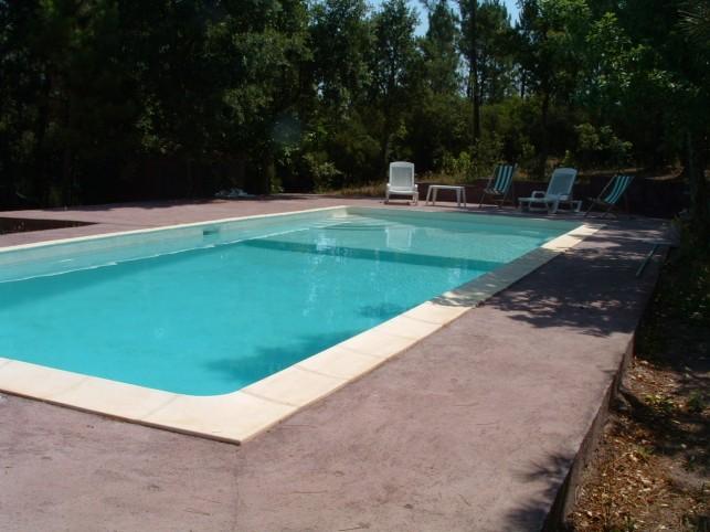 Promo 750 sem. Du 26 juin, Bagnols-en-Forêt, villa 8 personnes, piscine privative, trés beau site