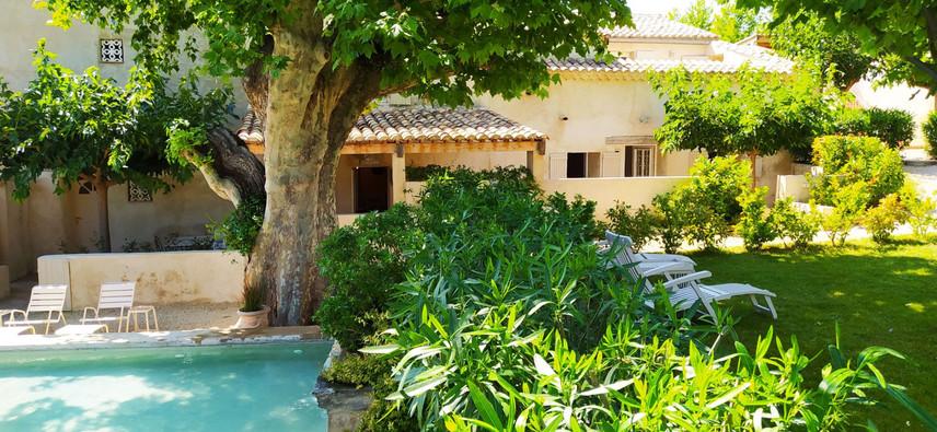 Guest House of charm in Drôme provençale