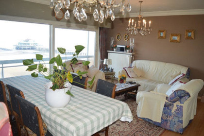 Appartement à Blankenberge - Zeezicht