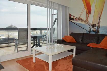 Appartement à Blankenberge - Malibu beach I
