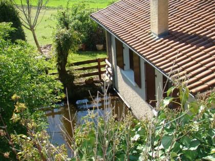 Agonac maison de campagne en p rigord avec piscine for Aquacap perigueux piscine