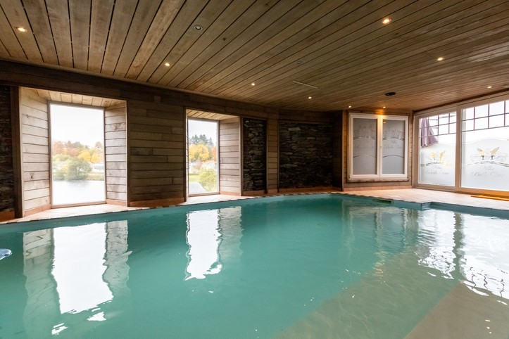 "Cottage ""BelleVue"" **** 34p wellness"