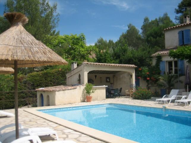 34980 villa avec piscine pr s de montpellier le calme for Appart hotel montpellier avec piscine