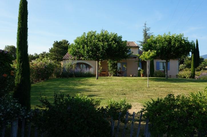 Villa de charme au pied du Ventoux