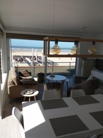 Superbe appartement rénové  vue sur mer