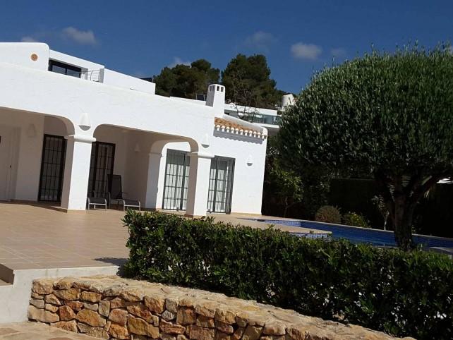 Benissa tres belle villa maisons de vacances louer - Tres belle maison de vacances charette ...