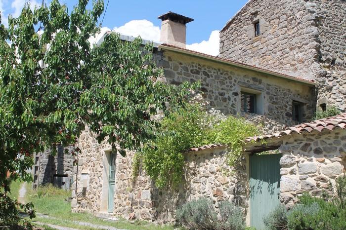 Deposit in Ardèche