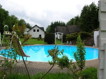 Charmantes maisons de vacances avec piscine