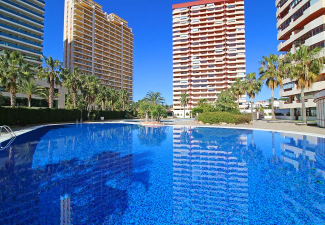 Apartment for rent Calpe / Calp Espagne with Pool to share