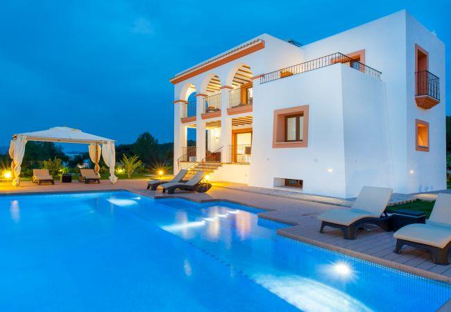 Vakantiehuis te huur San Rafael De Sa Creu/ Sant Rafael De Sa Creu Espagne met Privé zwembad