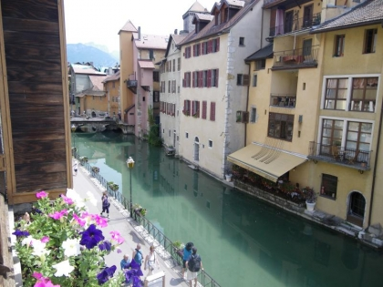 Location appartement à Annecy