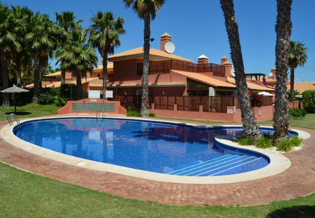 Camping for rent Mar De Cristal Espagne with Pool to share