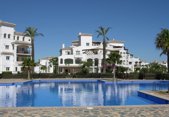 Apartment for rent Sucina Espagne with Pool to share