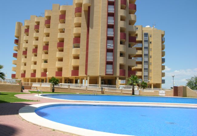 Apartment for rent La Manga Del Mar Menor Espagne with Pool to share