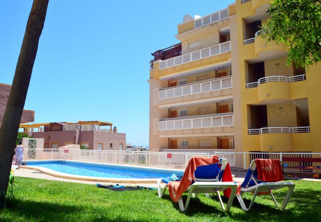 Apartment for rent Cabo De Palos Espagne with Pool to share