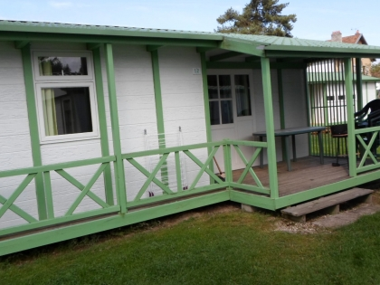 Chalet pin 6 places