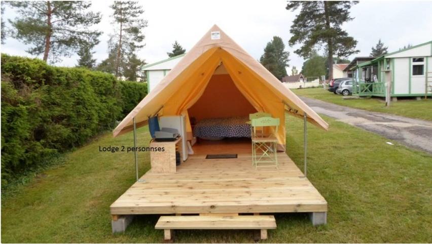 Lodge 2 places