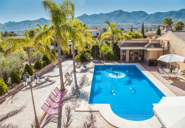Holiday home for rent Alhaurin De La Torre Espagne with Private pool