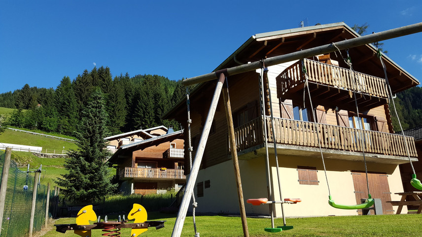Chalet charm in Chatel - Alps