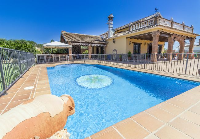 Holiday home for rent Alhaurín El Grande Espagne with Private pool