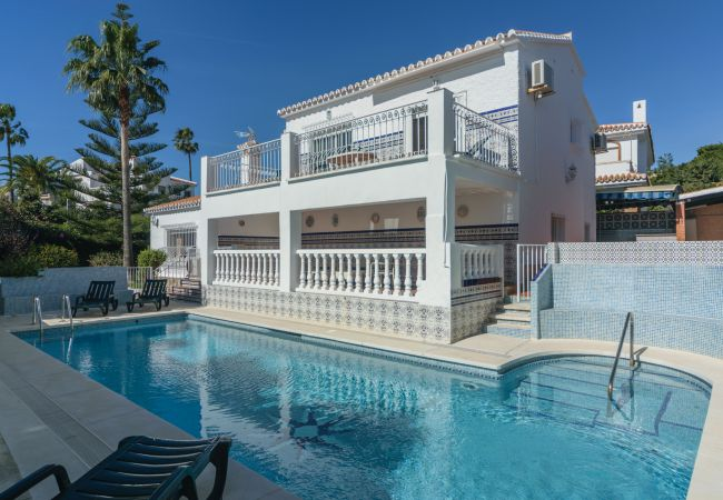 Holiday home for rent Chilches Costa Espagne with Private pool