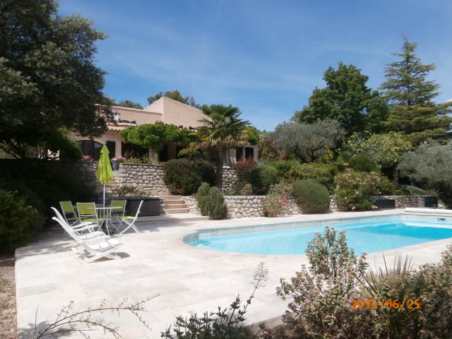 Location Villa 10 pers. piscine privée