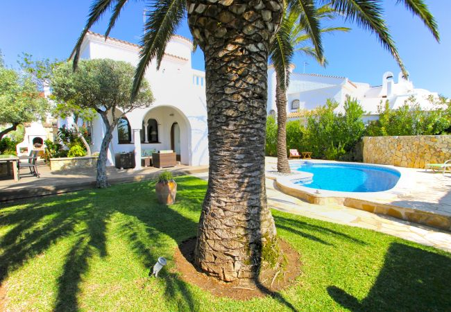 Holiday home for rent Miami Playa Espagne with Private pool