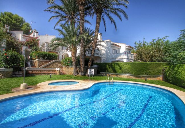 Holiday home for rent Miami Playa Espagne with Pool to share