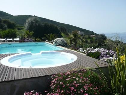 Maisons de vacances louer for Villa en corse avec piscine