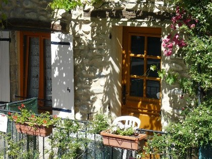 Gîte la treille 3 étoiles Haute Provence
