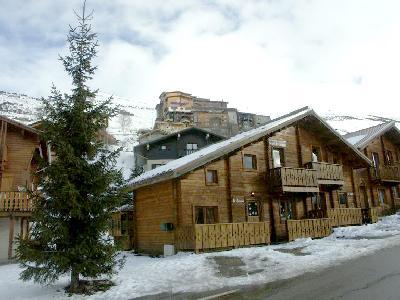 Location Chalet - Les Deux Alpes