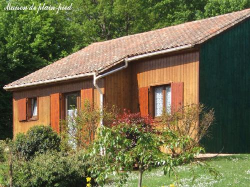 Saint-Avit-Sénieur - 8 Gîtes 45 m² plain-pied ou avec Mezzanine