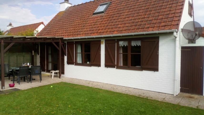 Belle maison de pêcheurs / vacances avec piscine à Bredene