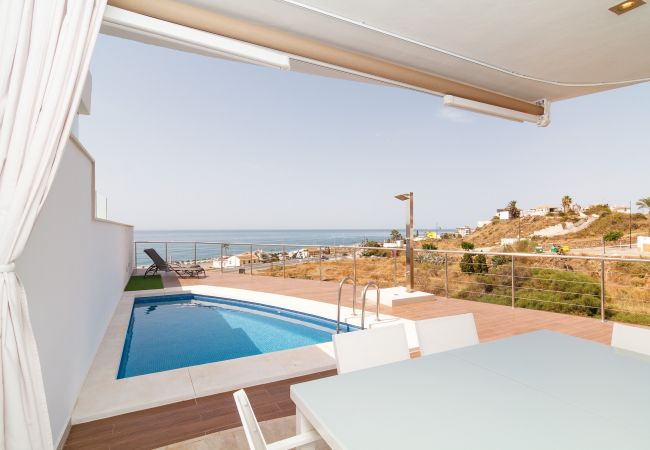 Holiday home for rent Torrox Costa Espagne with Private pool
