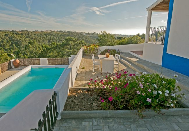 Holiday home for rent Ericeira Portugal with Private pool