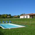 Dordogne Périgord Location Villa 6/10 pers avec piscine privée